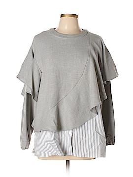 Trafaluc by Zara 3/4 Sleeve Top Size L