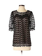 Graham & Spencer Women Short Sleeve Blouse Size S