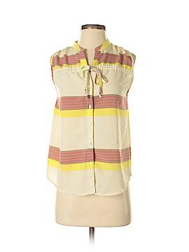 Pim + Larkin Sleeveless Blouse Size XS