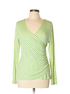 Soft Surroundings Long Sleeve Top Size M (Petite)