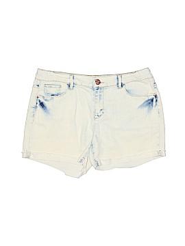 Jordache Denim Shorts Size 16