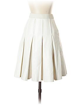 Catherine Malandrino Faux Leather Skirt Size 0