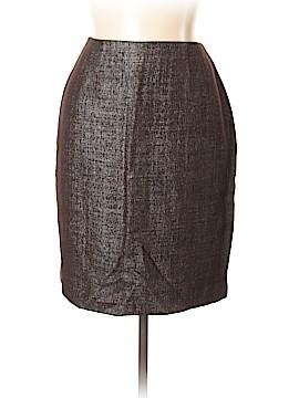 Linda Allard Ellen Tracy Casual Skirt Size 14 (Petite)