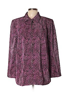 Maggie Barnes Jacket Size 0X (Plus)