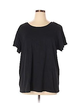 Cacique Short Sleeve T-Shirt Size 18-20 (Plus)