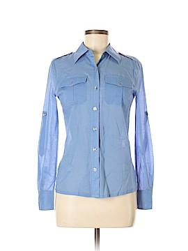 Tory Burch Long Sleeve Button-Down Shirt Size 0