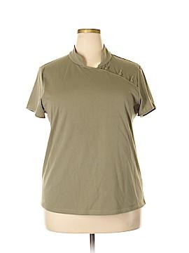 Bloomingdale's Short Sleeve Top Size 2X (Plus)