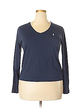 Ralph Lauren Sport Long Sleeve T-Shirt Size XL
