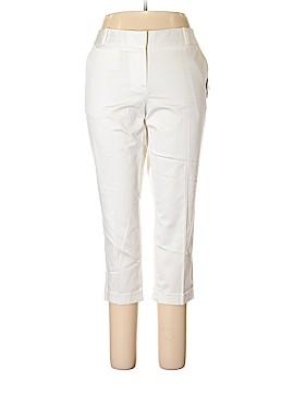 Liz Claiborne Khakis Size 14 (Petite)