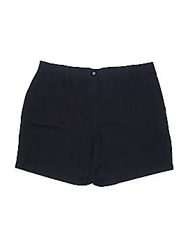 Jones New York Sport Khaki Shorts Size 20 (Plus)