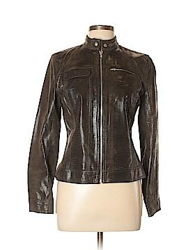 I.e. Leather Jacket Size S