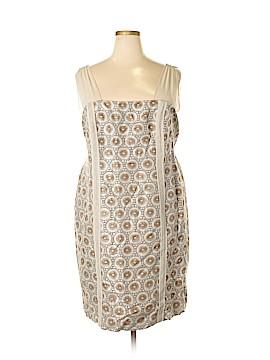 Isabel Toledo for Lane Bryant Casual Dress Size 24 (Plus)