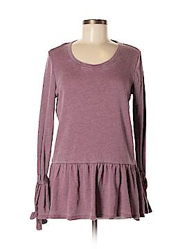 Allison Joy Long Sleeve Top Size S
