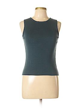 Harold's Sleeveless Silk Top Size M