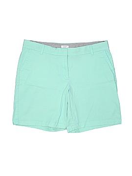 Crown & Ivy Khaki Shorts Size 12