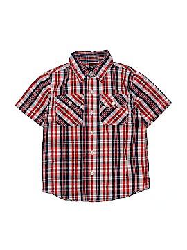 Timberland Short Sleeve Button-Down Shirt Size 5
