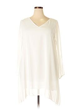 Amaryllis Long Sleeve Blouse Size XXL