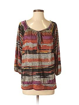 Vintage Suzie 3/4 Sleeve Top Size M