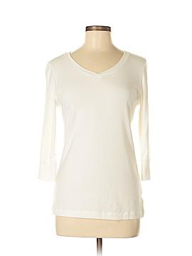 Cynthia Rowley for Marshalls 3/4 Sleeve T-Shirt Size XL