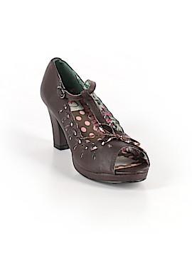 Bettie Page Heels Size 8
