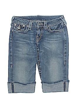 True Religion Shorts 28 Waist