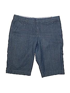 IZOD Denim Shorts Size 14