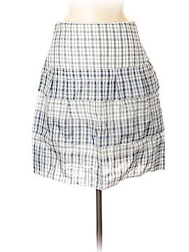 Lela Rose Silk Skirt Size 8