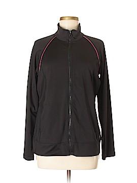Danskin Now Track Jacket Size L