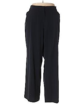 Croft & Barrow Dress Pants Size 24 W (Plus)