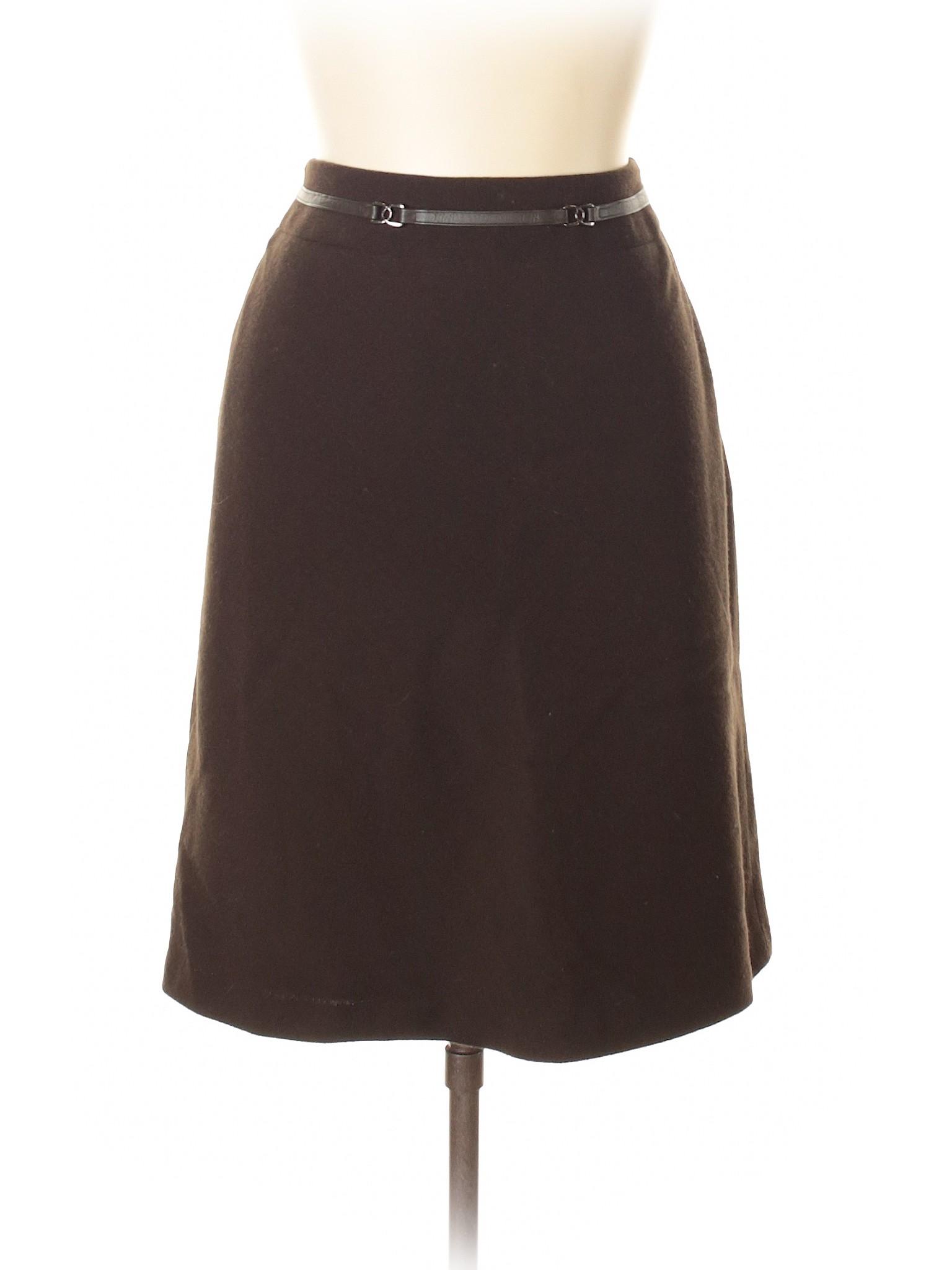 York Winter Leisure Jones Skirt New Wool fTxROFx