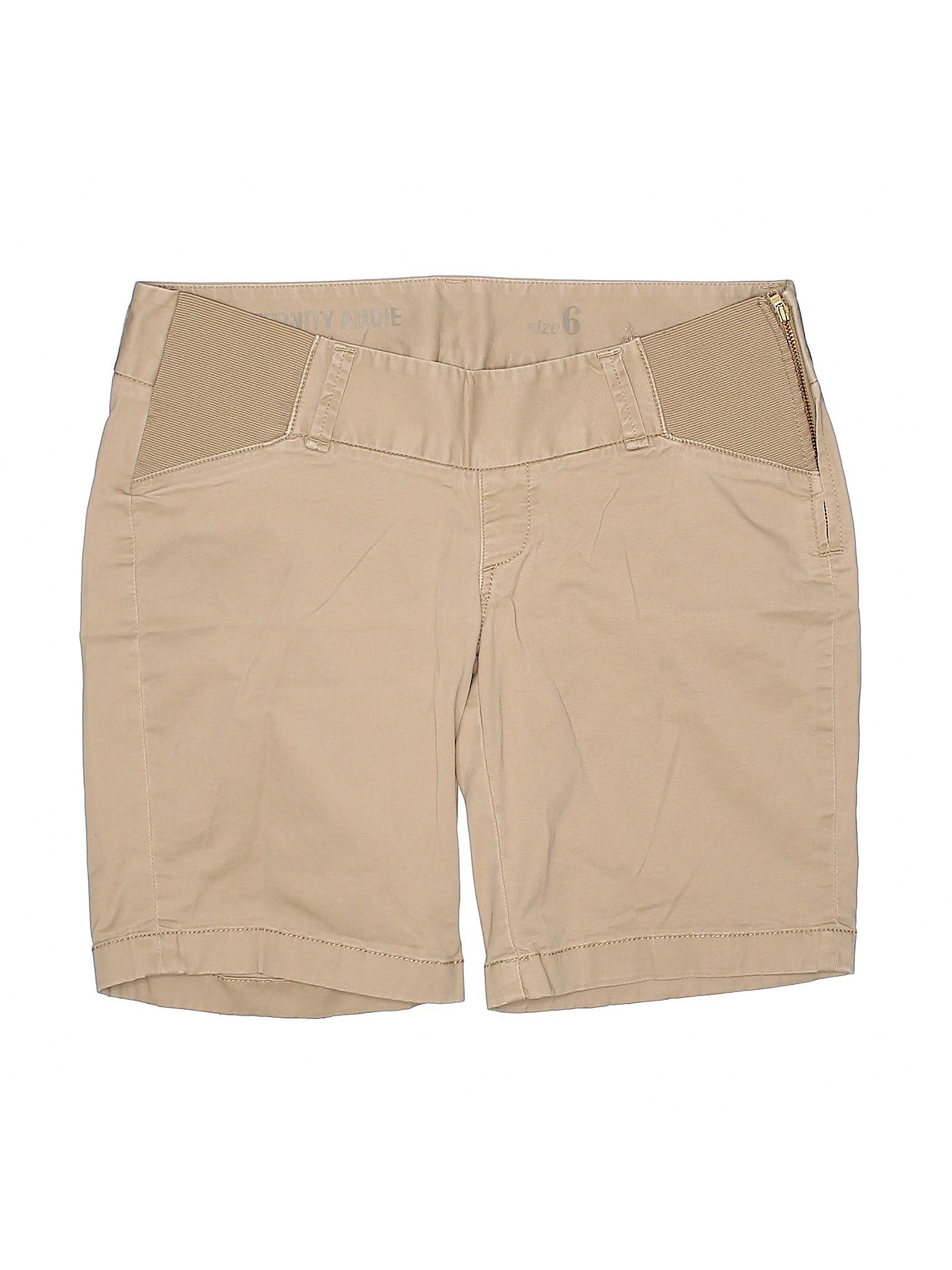 Crew Boutique J J Shorts Boutique Khaki FOZqzYw
