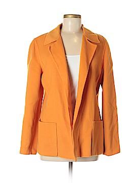Linda Allard Ellen Tracy Wool Cardigan Size 8