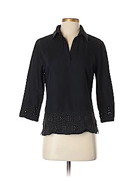 Geoffrey Beene 3/4 Sleeve Blouse Size 4