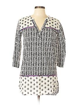Hatley 3/4 Sleeve Blouse Size XS