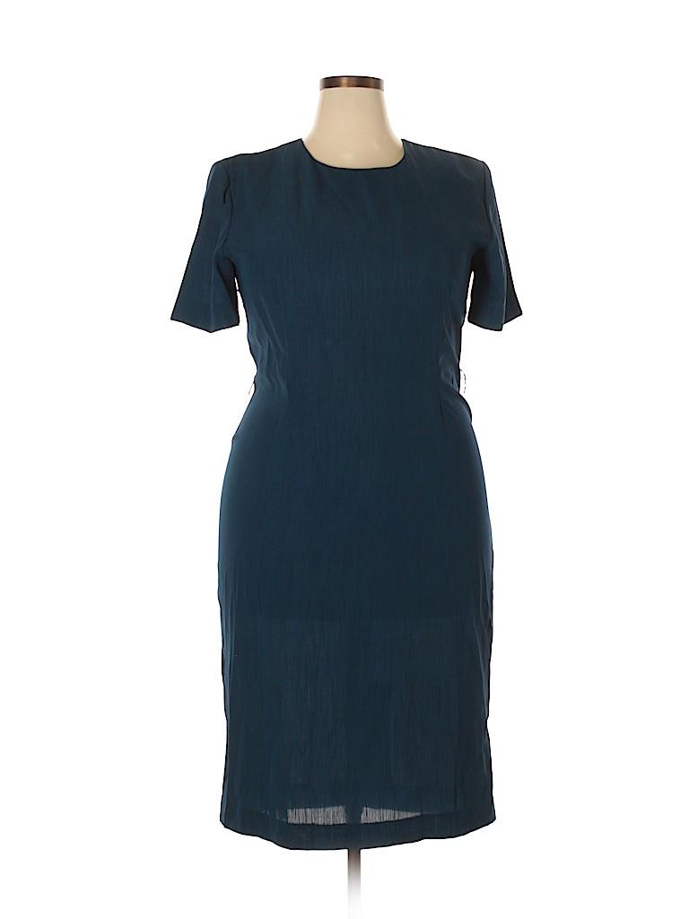 Leslie Fay Women Casual Dress Size 16