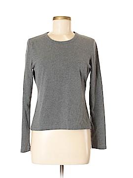 Leslie Fay Long Sleeve T-Shirt Size M