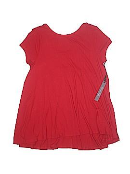 Olivia Sky Short Sleeve Top Size M