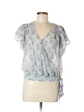 Moulinette Soeurs Short Sleeve Blouse Size 0