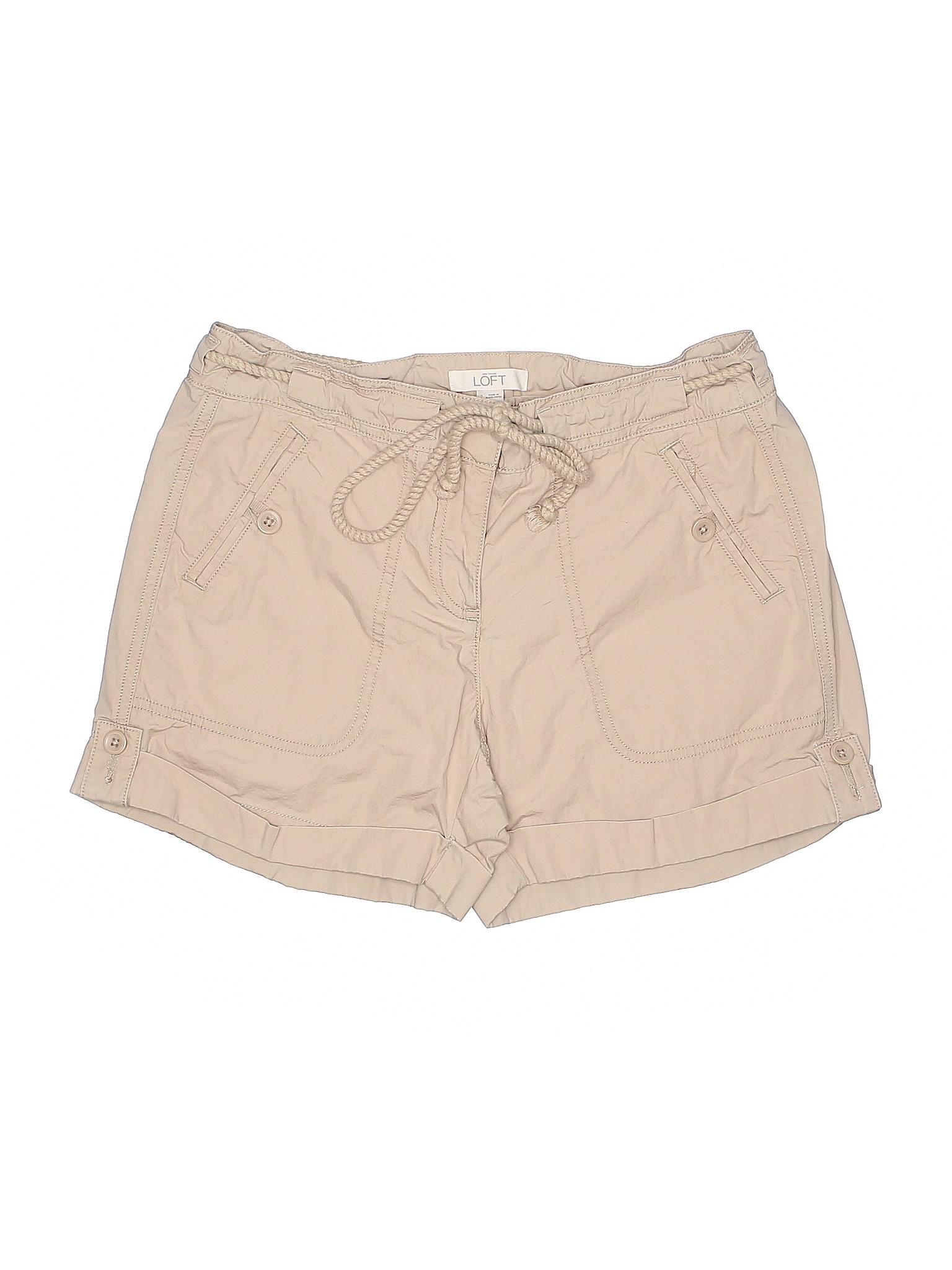 Shorts Boutique Ann Taylor Loft Leisure wq6nfAHCxF