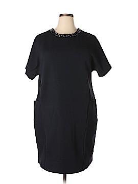 Joan Vass Casual Dress Size 1X (Plus)