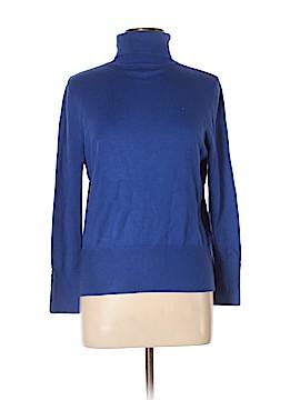 JM Collection Turtleneck Sweater Size L (Petite)