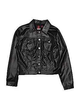 Spacegirlz Faux Leather Jacket Size M