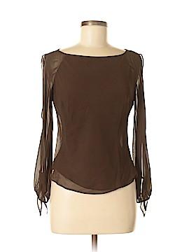 Nicole Miller Long Sleeve Blouse Size 6
