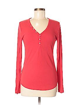 Gap Body Long Sleeve Henley Size M