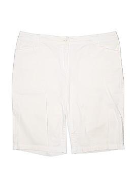 Chico's Khaki Shorts Size Lg (2)