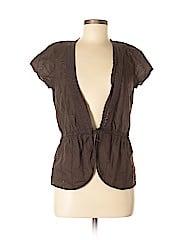 SONOMA life + style Women Short Sleeve Blouse Size M