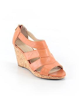 Adrienne Vittadini Wedges Size 6 1/2