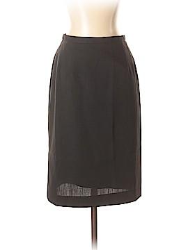 Giorgio Armani Wool Skirt Size 4