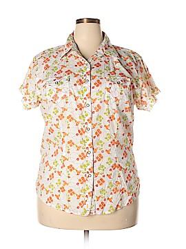 Twenty Short Sleeve Button-Down Shirt Size XXL