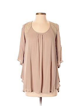 Mittoshop 3/4 Sleeve Top Size S